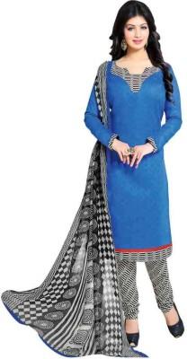 King Sales Cotton Printed Salwar Suit Dupatta Material