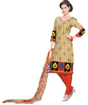 balaji Cotton Printed Dress/Top Material