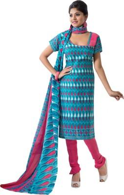 Concepts Cotton Printed Salwar Suit Dupatta Material