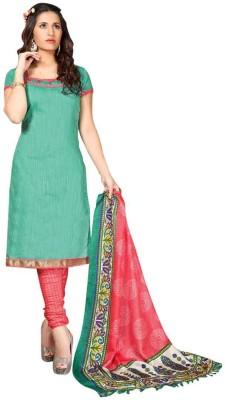 King Sales Silk Printed Salwar Suit Dupatta Material