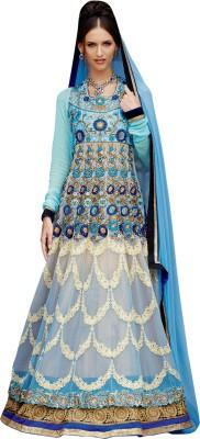 Hypnotex Georgette Printed Salwar Suit Dupatta Material