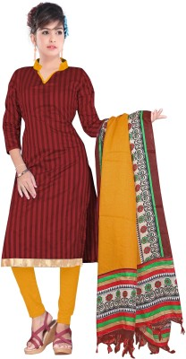 Price Bet Silk Solid Salwar Suit Dupatta Material