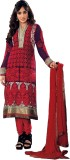Porwal Bros Georgette Self Design Salwar...