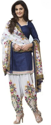 West Turn Cotton Printed Salwar Suit Dupatta Material
