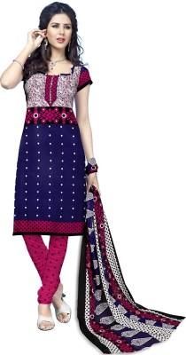 Kuki Fashion Cotton Printed Salwar Suit Dupatta Material