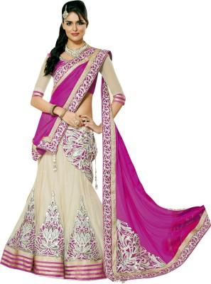 Senorita Fashion Embellished Women's Lehenga, Choli and Dupatta Set