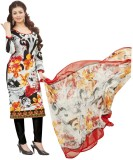Smartlook Cotton Printed Salwar Suit Dup...