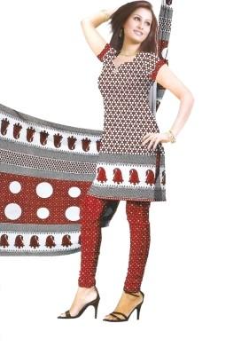 Payal Cotton Printed Salwar Suit Dupatta Material