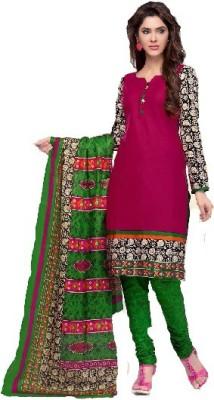 Shafie Cotton Printed Salwar Suit Dupatta Material