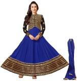 Rohini Fashion Georgette Embroidered Sal...