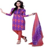 Bipson Print Cotton Printed Salwar Suit ...