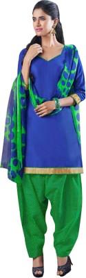 three star Cotton Printed Salwar Suit Dupatta Material