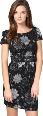 AravFashion Crepe Floral Print Dress/Top Material