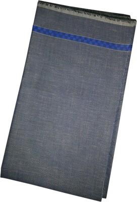 Rajendra Creation Cotton Polyester Blend Self Design Shirt Fabric