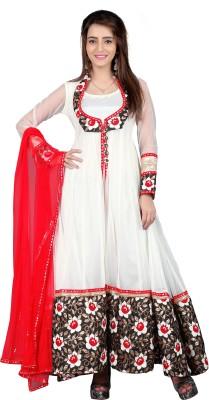 BanoRani Jacquard Self Design Salwar Suit Dupatta Material