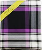 Selection Indigo Cotton Checkered Shirt ...