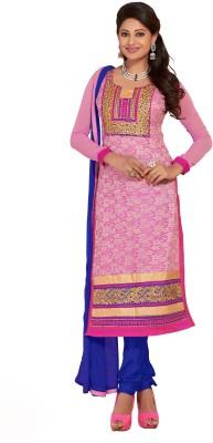 Awesome Jacquard Self Design Salwar Suit Dupatta Material