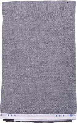 Tyra Linen Solid Shirt Fabric