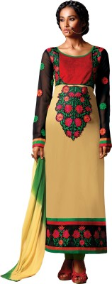 We Desi Cotton Embroidered Salwar Suit Dupatta Material