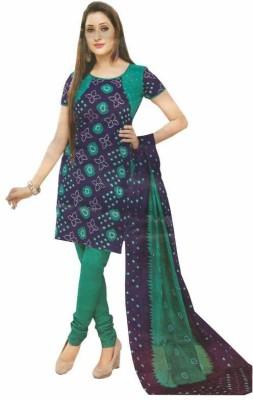 BK suits Cotton Printed Salwar Suit Material