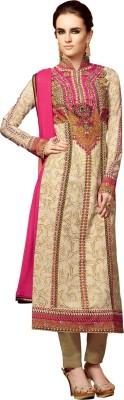 Vastrani Crepe Printed Dress/Top Material