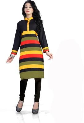 Jay Tex Casual Self Design Women's Kurti