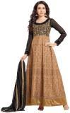 Divisha Fashions Georgette Embroidered D...