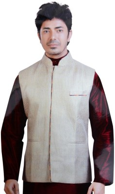 Siyarams Jute Solid Jacket Fabric