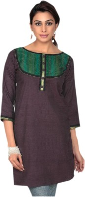 rajarani Cotton Self Design Kurti Fabric