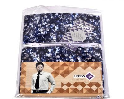 LEEDS Cotton Printed Shirt Fabric