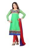 Livaaz Georgette Embroidered Salwar Suit...