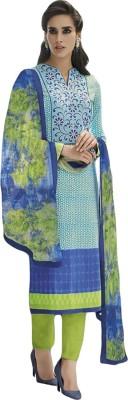 Belletouch Wool Woven Salwar Suit Material