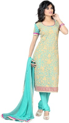 Ashika Chiffon Floral Print Dress/Top Material