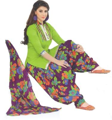 Brinda Cotton Printed Salwar Suit Material