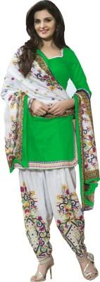Saumya Designer Cotton Printed Salwar Suit Dupatta Material