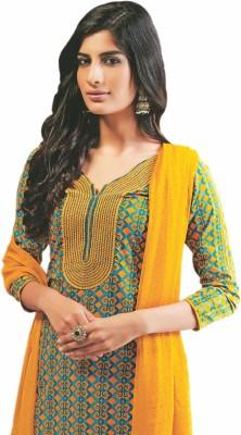 Hypnotex Cotton Printed Salwar Suit Dupatta Material