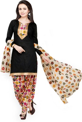 Fabliva Cotton Printed Suit Fabric
