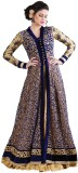 SADHANA IMPEX Net Embroidered Salwar Sui...