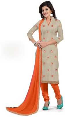 Bapa Sitaram Fashion Jacquard Embroidered Dress/Top Material