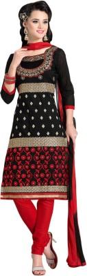 Parishi Fashion Chanderi Printed Dress/Top Material