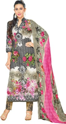 MF Cotton Embroidered Salwar Suit Dupatta Material