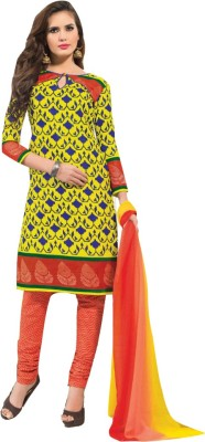 Dfolks Cotton Salwar Suit Dupatta Material