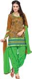 Vaani Brasso Self Design Salwar Suit Dup...