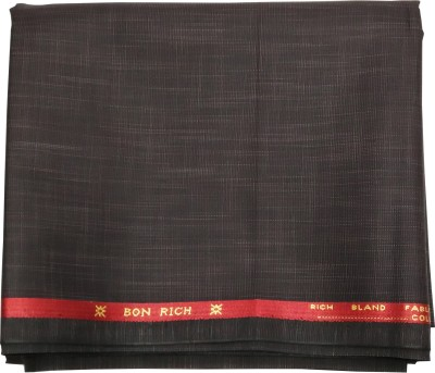 Gwalior Suitings Cotton Polyester Blend Self Design Trouser Fabric