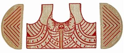 Parisha Silk Embroidered Blouse Material