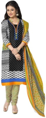 Laado Cotton Printed Salwar Suit Material