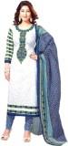 NicheDiva Cotton Self Design Salwar Suit...