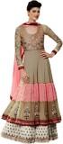 Gaabha Georgette Self Design Salwar Suit...