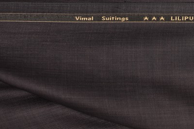Vimal Viscose, Polyester Solid Trouser Fabric