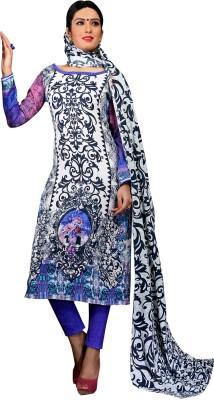Hitansh Pashmina Printed Salwar Suit Dupatta Material